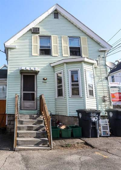 Nashua Single Family Home For Sale: 90 Chandler Street