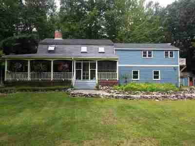 Carroll County Single Family Home For Sale: 4 Barbers Pole Road