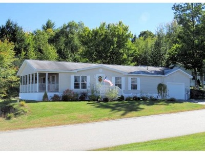 Laconia Single Family Home For Sale: 712 Darby Drive