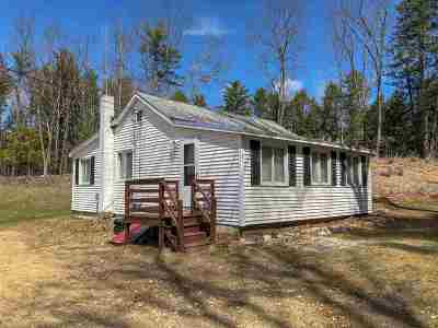 Lee Single Family Home For Sale: 21 Wednesday Hill Road