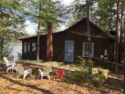 Franklin Single Family Home For Sale: 3 Log Cabin Road