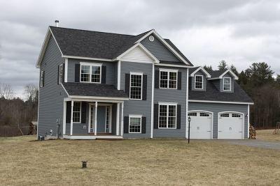 Fairfax VT Single Family Home For Sale: $358,000