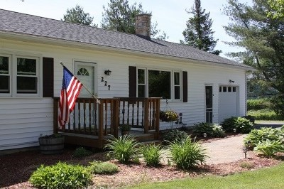Essex Single Family Home For Sale: 227 Old Stage Road