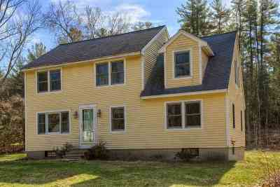 Londonderry Single Family Home Active Under Contract: 13 Dan Hill Road