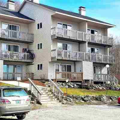 Bolton Condo/Townhouse For Sale: 4232 Bolton Valley Access Road #H