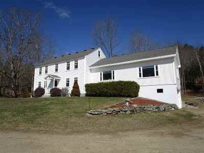Merrimack County Single Family Home For Sale: 120 Valley Road