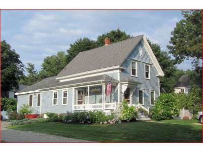 Kittery Single Family Home For Sale: 10 Cutts Island Lane