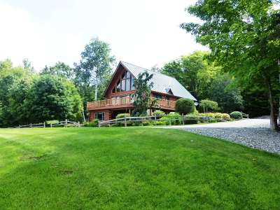 Orleans County Single Family Home For Sale: 1313 Mead Hill Road