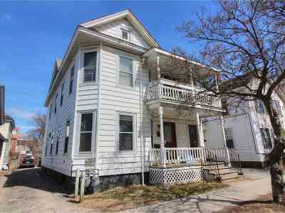 Chittenden County Multi Family Home For Sale: 372-374 North Street