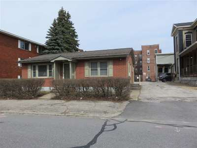 Manchester Single Family Home For Sale: 46 Myrtle Street
