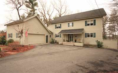 Nashua Single Family Home For Sale: 16 Cathedral Circle