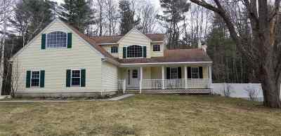 Windham Single Family Home Active Under Contract: 32 Kendall Pond Road