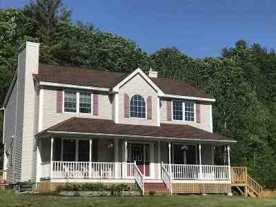 Weare Single Family Home Active Under Contract: 21 Pine Hill Road