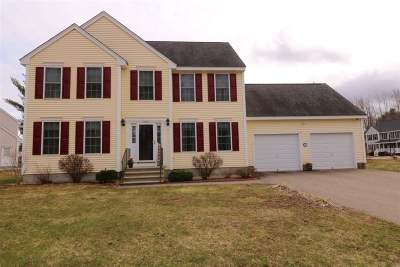 Somersworth Single Family Home For Sale: 23 Chadwick Lane