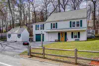 Nashua Single Family Home For Sale: 120 Westwood Drive