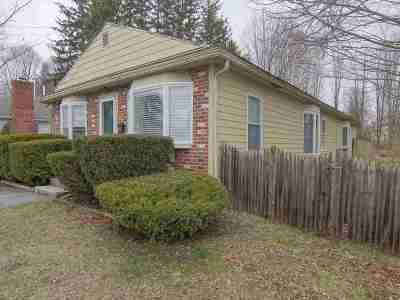 Single Family Home For Sale: 44 Hillcrest Drive