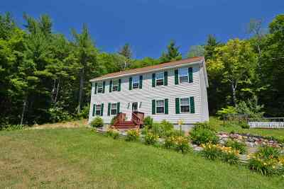 Belknap County Single Family Home For Sale: 820 Cherry Valley Road