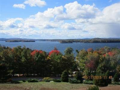 Moultonborough Condo/Townhouse For Sale: 26 Topside Road #3