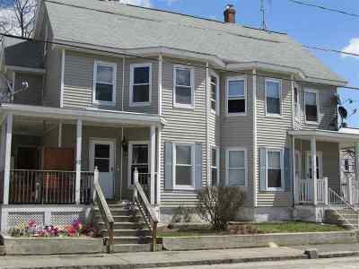 Nashua Multi Family Home For Sale: 112-114 Ash Street