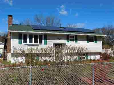 Nashua Single Family Home For Sale: 3 Richmond Street