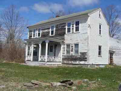 Hollis Single Family Home For Sale: 84 Depot Road