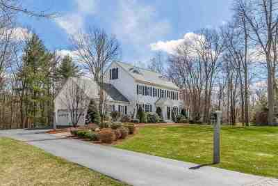 Londonderry NH Single Family Home For Sale: $539,000