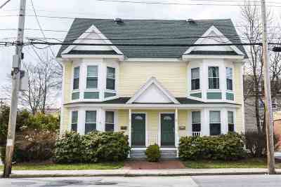 Nashua Single Family Home For Sale: 4 Chandler Street