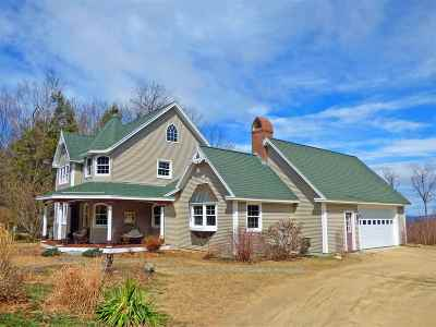 Belknap County Single Family Home For Sale: 625 Prospect Mountain Road