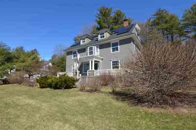 Merrimack County Single Family Home For Sale: 258 Main Street