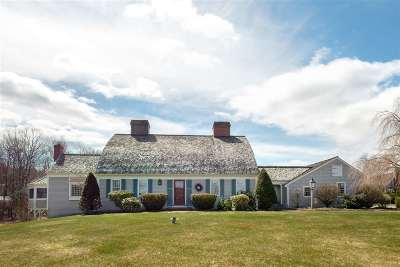 Stratham Single Family Home For Sale: 114 Tidewater Farm Road