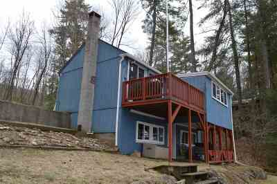 Loudon Single Family Home Active Under Contract: 120 Rainbow Drive