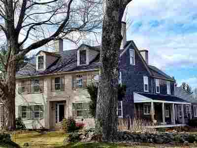 New Boston Single Family Home Active Under Contract: 560 Clark Hill Road