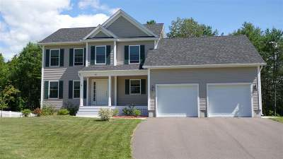 Colchester Single Family Home For Sale: 40 Walut Grove