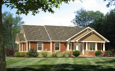 North Hero Single Family Home For Sale: Lot 2 Pine Grove Circle
