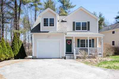 Exeter Single Family Home For Sale: 8 Nathaniel Way