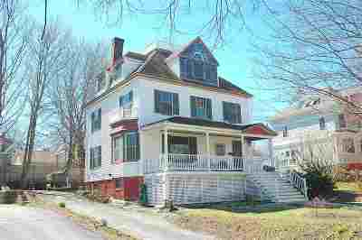 Portsmouth Single Family Home For Sale: 282 Rockland Street