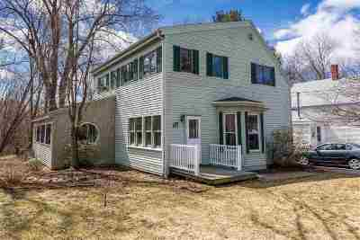 Strafford County Single Family Home For Sale: 120 6th Street