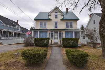 Laconia Single Family Home For Sale: 73 Gilford Avenue