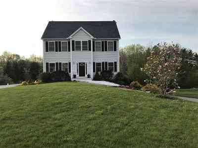 Strafford County Single Family Home For Sale: 16 Gladiola Way