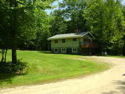 Moultonborough Single Family Home For Sale: 165 Wintersport Street #037