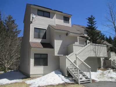 Waterville Valley Condo/Townhouse For Sale: 136 Valley Road - 32 #32