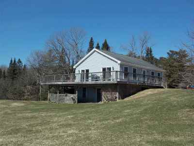 Lyndon Single Family Home Active Under Contract: 263 Fall Brook Road