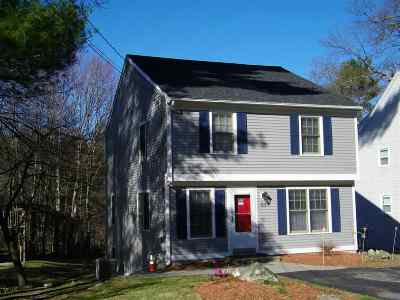 Hudson NH Condo/Townhouse For Sale: $270,000