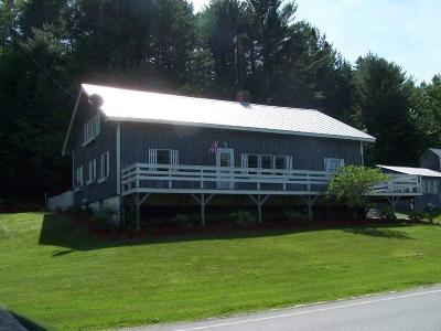 Corinth Single Family Home For Sale: 8927 Route 25