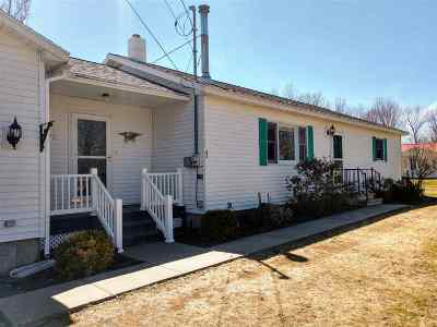 Haverhill Single Family Home Active Under Contract: 45 Birch Lane