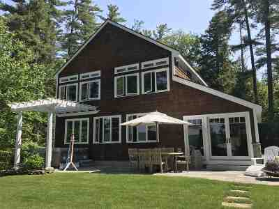 Belknap County Single Family Home For Sale: 50 Sachem Cove Road #3