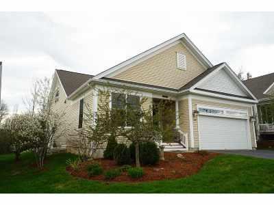 South Burlington Single Family Home For Sale: 180 South Pointe Drive