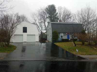 South Berwick Single Family Home Active Under Contract: 67 Tamarack Drive