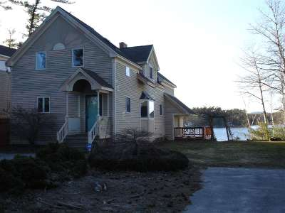 Strafford County Single Family Home For Sale: 134 St. James Ave.
