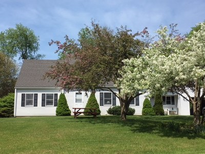Pittsford Single Family Home For Sale: 149 Gloriosa Drive